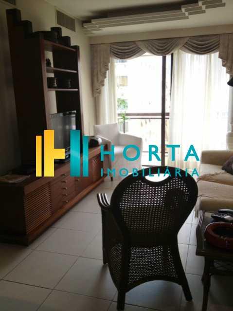 sala2 1 - Flat Ipanema, Rio de Janeiro, RJ À Venda, 2 Quartos, 60m² - CPFL20025 - 4