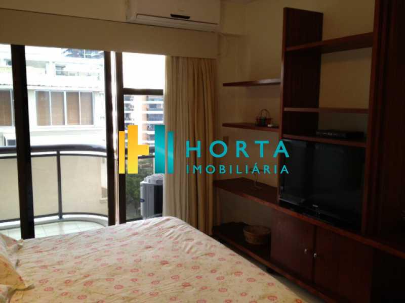 suite2 - Flat Ipanema, Rio de Janeiro, RJ À Venda, 2 Quartos, 60m² - CPFL20025 - 8