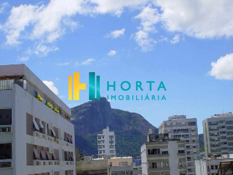 vista varanda da sala 1 - Flat Ipanema, Rio de Janeiro, RJ À Venda, 2 Quartos, 60m² - CPFL20025 - 19