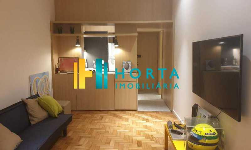 1 - Apartamento à venda Rua Antônio Parreiras,Ipanema, Rio de Janeiro - R$ 685.000 - CPAP00416 - 1