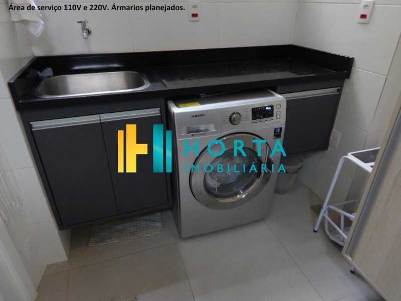 14 - Apartamento à venda Rua Antônio Parreiras,Ipanema, Rio de Janeiro - R$ 685.000 - CPAP00416 - 15