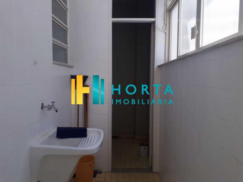 área - Apartamento Rua Caruaru,Grajaú, Rio de Janeiro, RJ À Venda, 2 Quartos, 75m² - CPAP20929 - 11