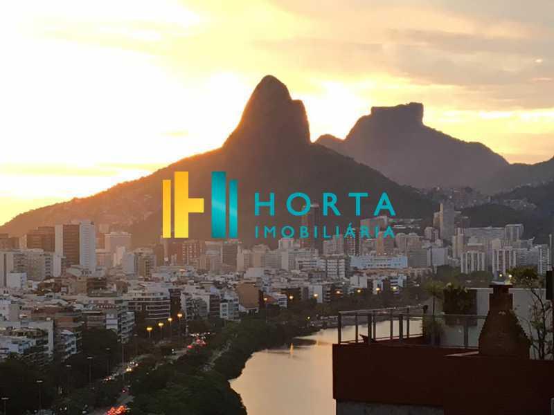 1 - Apartamento 3 quartos à venda Lagoa, Rio de Janeiro - R$ 1.600.000 - CPAP31277 - 1