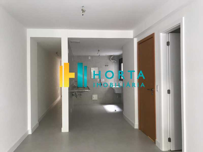 1 - Apartamento Novo 2 quartos com vaga escriturada Ipanema rua transversal. - CPAP20944 - 8