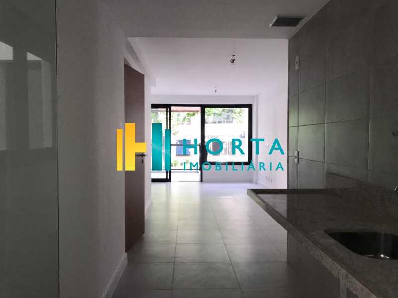 5 - Apartamento Novo 2 quartos com vaga escriturada Ipanema rua transversal. - CPAP20944 - 9