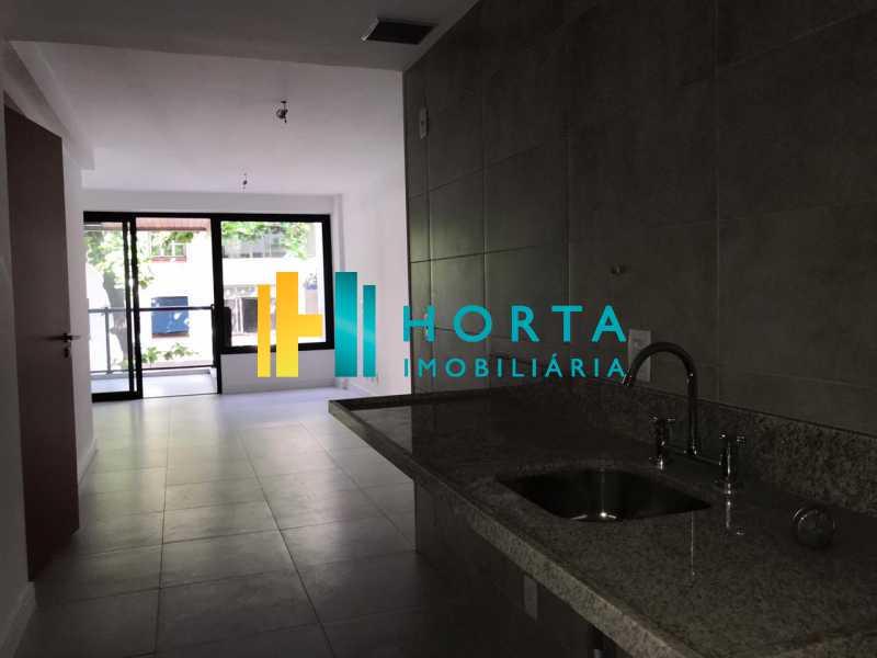 6 - Apartamento Novo 2 quartos com vaga escriturada Ipanema rua transversal. - CPAP20944 - 13