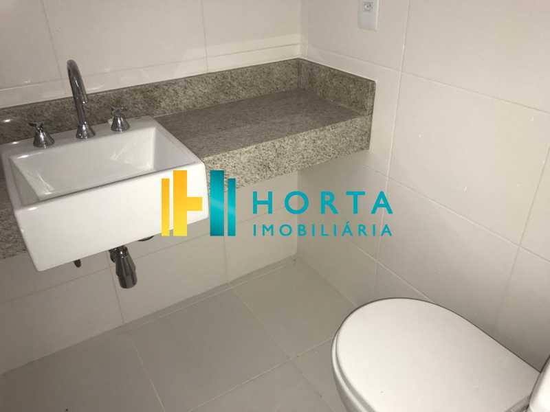8 - Apartamento Novo 2 quartos com vaga escriturada Ipanema rua transversal. - CPAP20944 - 15