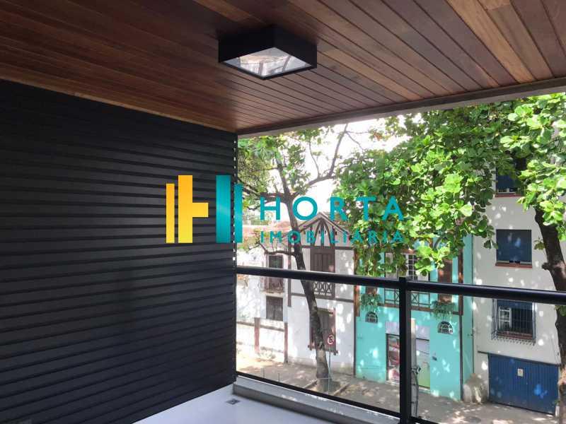 12 - Apartamento Novo 2 quartos com vaga escriturada Ipanema rua transversal. - CPAP20944 - 4