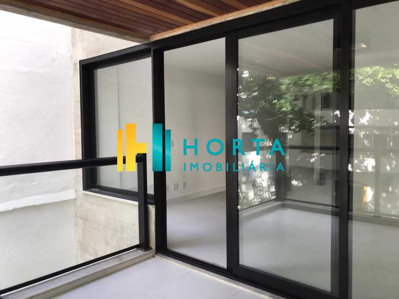 14 - Apartamento Novo 2 quartos com vaga escriturada Ipanema rua transversal. - CPAP20944 - 1