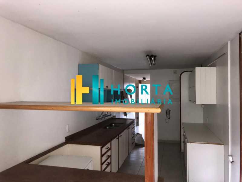 COZINHA - Imóvel de alto luxo!!! Apartamento com vista espetacular e eterna para a Lagoa Rodrigo de Freitas! Composto de três suite, sendo uma master com banheira, sala de jantar, de estar e de televisão toda envidraçada, ampla copa cozinha, área de serviço e dois - CPAP31284 - 21