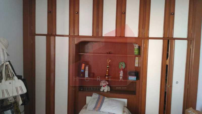 quarto 1. - Apartamento À Venda - Copacabana - Rio de Janeiro - RJ - CPAP30312 - 5