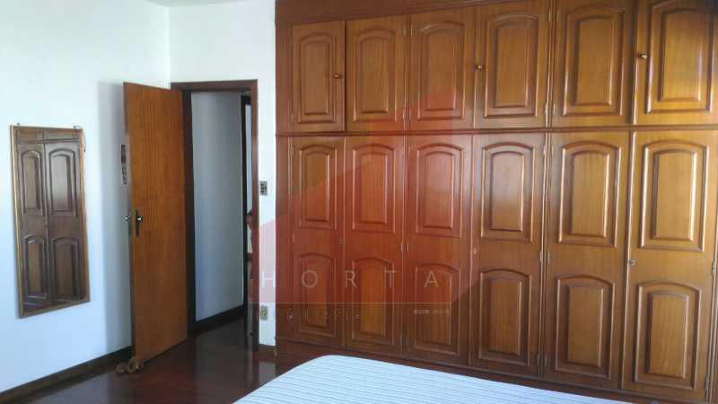 quarto 2. - Apartamento À Venda - Copacabana - Rio de Janeiro - RJ - CPAP30312 - 6