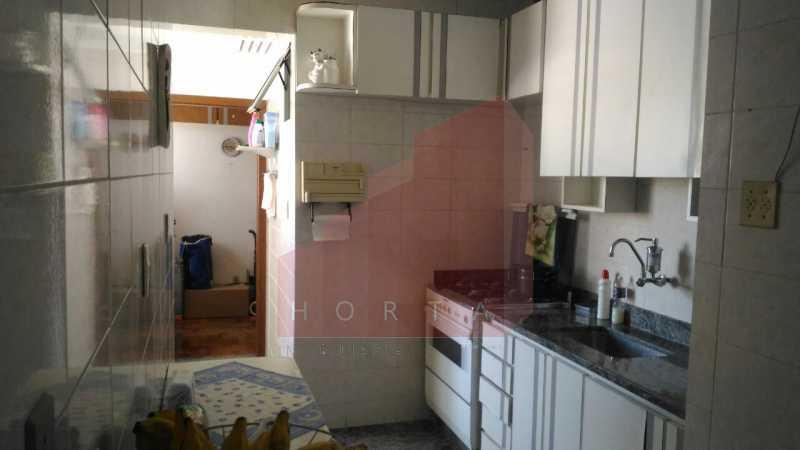 cozinha 1. - Apartamento À Venda - Copacabana - Rio de Janeiro - RJ - CPAP30312 - 15