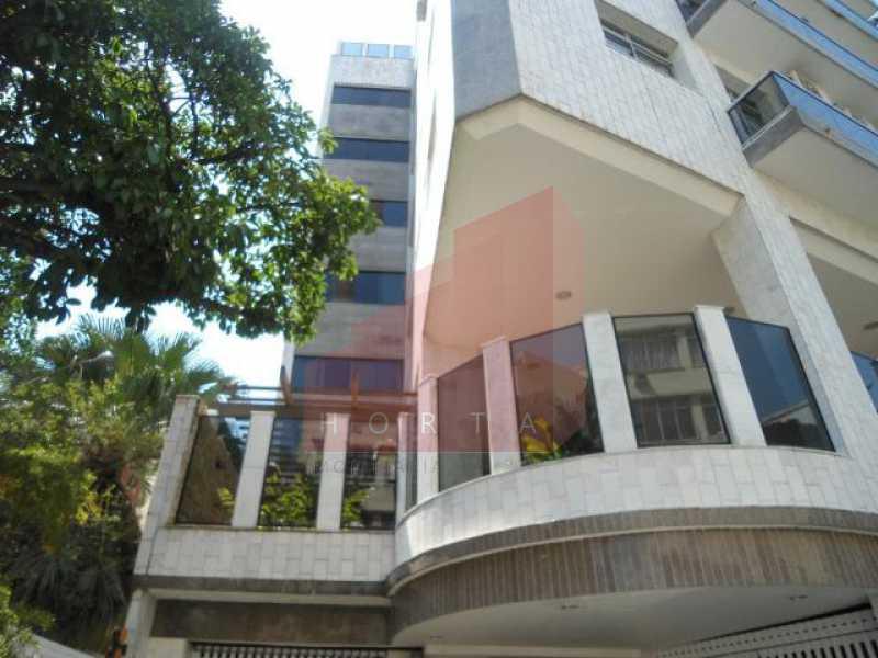 fachada - Apartamento À Venda - Copacabana - Rio de Janeiro - RJ - CPAP30312 - 20