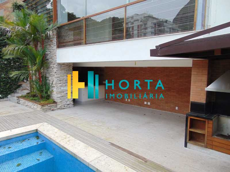 6 - Mansão no Jardim Pernambuco, piscina venda Leblon. - CPCN40004 - 5