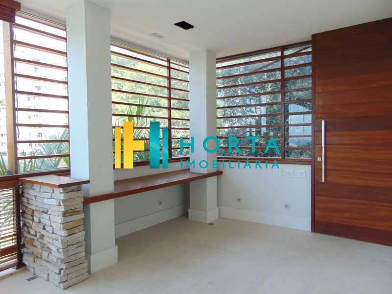 8 - Mansão no Jardim Pernambuco, piscina venda Leblon. - CPCN40004 - 6