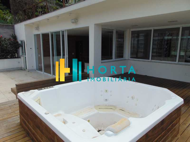 22 - Mansão no Jardim Pernambuco, piscina venda Leblon. - CPCN40004 - 24