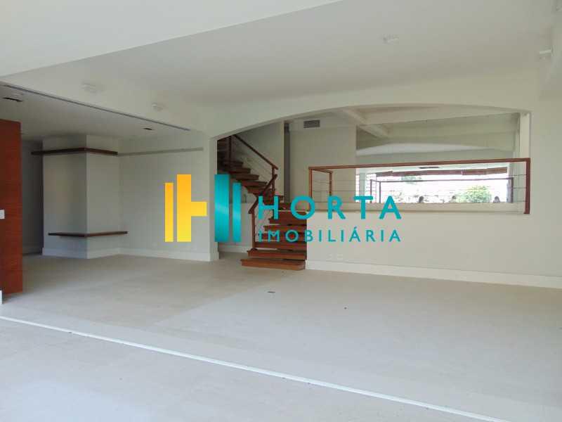 27 - Mansão no Jardim Pernambuco, piscina venda Leblon. - CPCN40004 - 4
