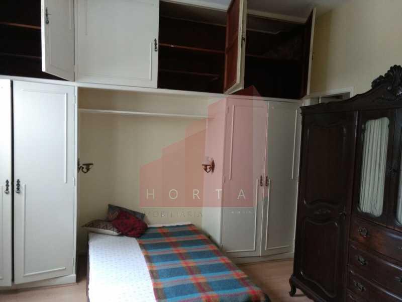 QUARTO 1. - Apartamento À Venda - Ipanema - Rio de Janeiro - RJ - CPAP10252 - 5