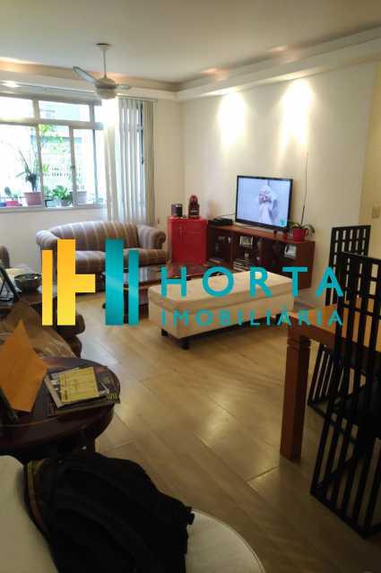 1 - Apartamento Leblon, Rio de Janeiro, RJ À Venda, 3 Quartos, 105m² - CPAP31323 - 1