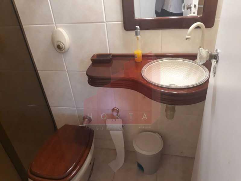 banheiro 3. - Apartamento À Venda - Ipanema - Rio de Janeiro - RJ - CPAP30317 - 19