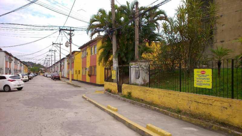575 - Apartamento Boaçu,São Gonçalo,RJ À Venda,2 Quartos,61m² - CTAP20005 - 1