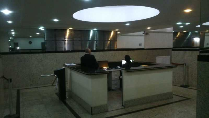 358 - Sala Comercial PARA VENDA E ALUGUEL, Centro, Rio de Janeiro, RJ - CTSL00004 - 4