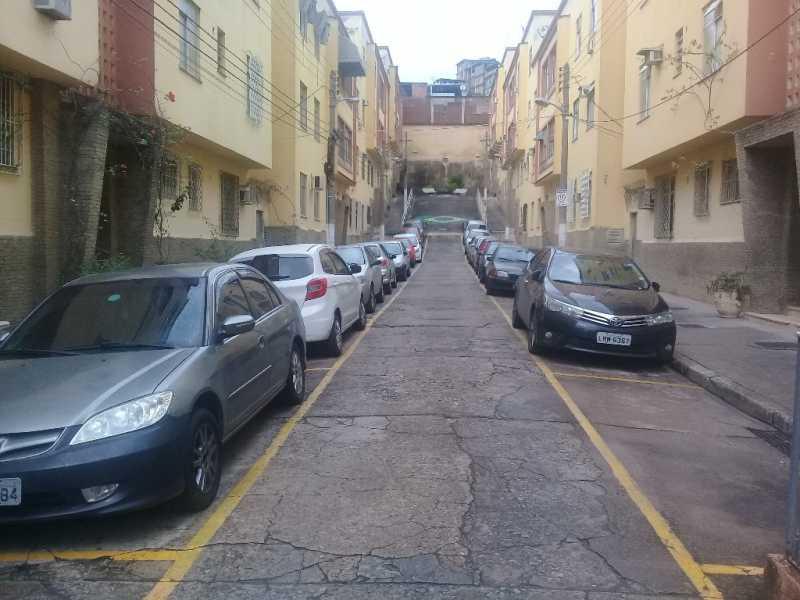 600 - Apartamento Andaraí,Rio de Janeiro,RJ À Venda,40m² - CTAP00002 - 1