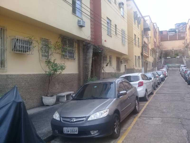 601 - Apartamento Andaraí,Rio de Janeiro,RJ À Venda,40m² - CTAP00002 - 15