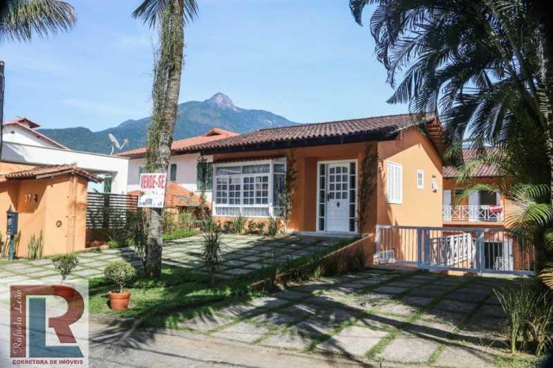 1-FRENTE RUA - Casa em Condominio Frade (Cunhambebe),Angra dos Reis,RJ À Venda,6 Quartos,450m² - CTCN60001 - 1