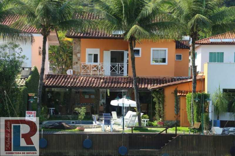 2-FRENTE CANAL - Casa em Condominio Frade (Cunhambebe),Angra dos Reis,RJ À Venda,6 Quartos,450m² - CTCN60001 - 3