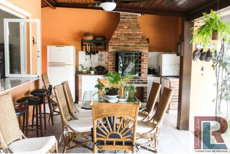 8-ESPAÇO GOURMET VARANDA - Casa em Condominio Frade (Cunhambebe),Angra dos Reis,RJ À Venda,6 Quartos,450m² - CTCN60001 - 7