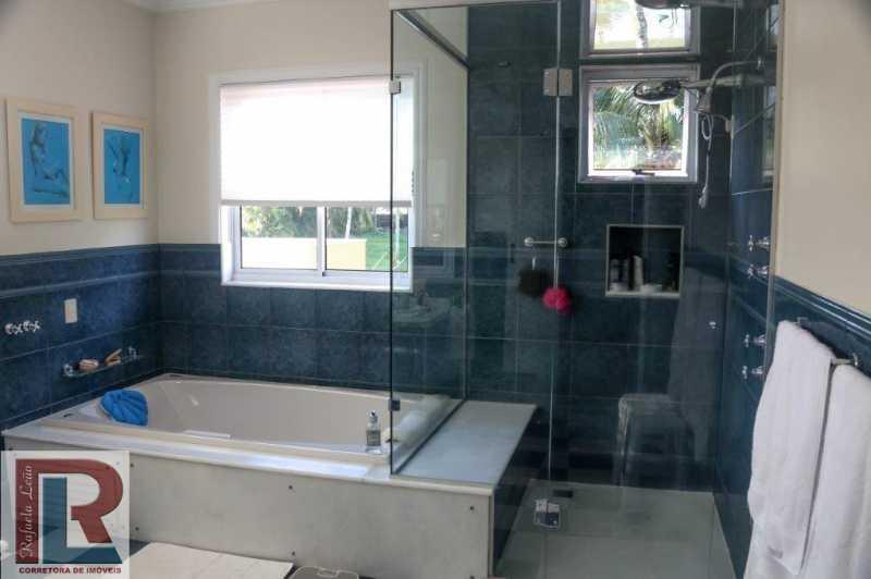 19-SALA DE BANHO - Casa em Condominio Frade (Cunhambebe),Angra dos Reis,RJ À Venda,6 Quartos,450m² - CTCN60001 - 17