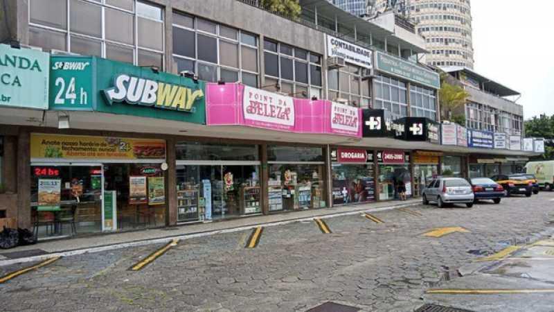 3 - Vendo - Sala Comercial -Avenida das Americas - Barra da Tijuca - CTPC00001 - 3