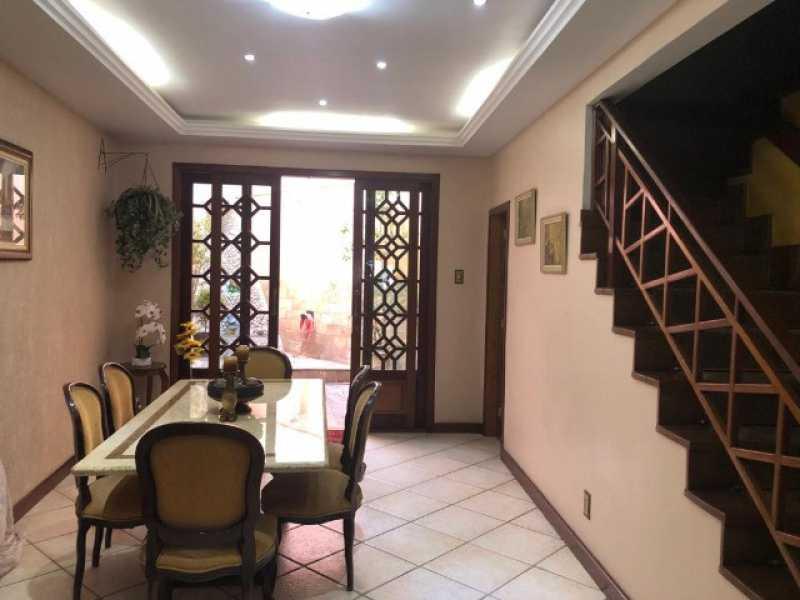 4 - Vende-se Excelente - Casa Tripex - Tijuca - CTCV40001 - 5