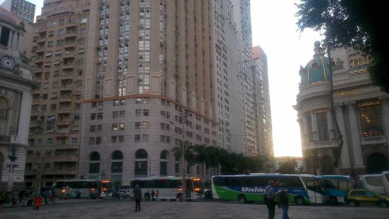 357 - Sala Comercial Para Alugar - Centro - Rio de Janeiro - RJ - CTSL00003 - 1