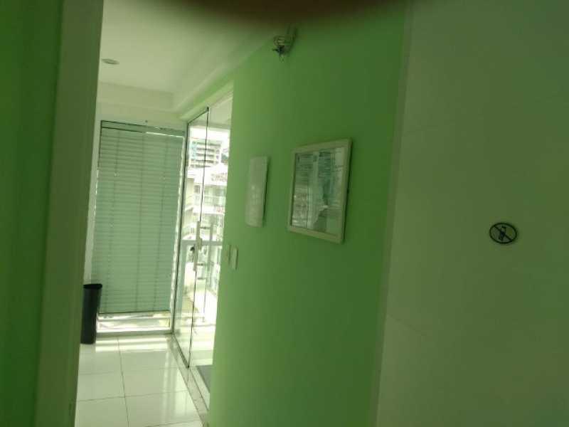 6 - Aluga-se Sala Comercial - Próx. ao Projac - Jacarepaguá - CTSL00012 - 7