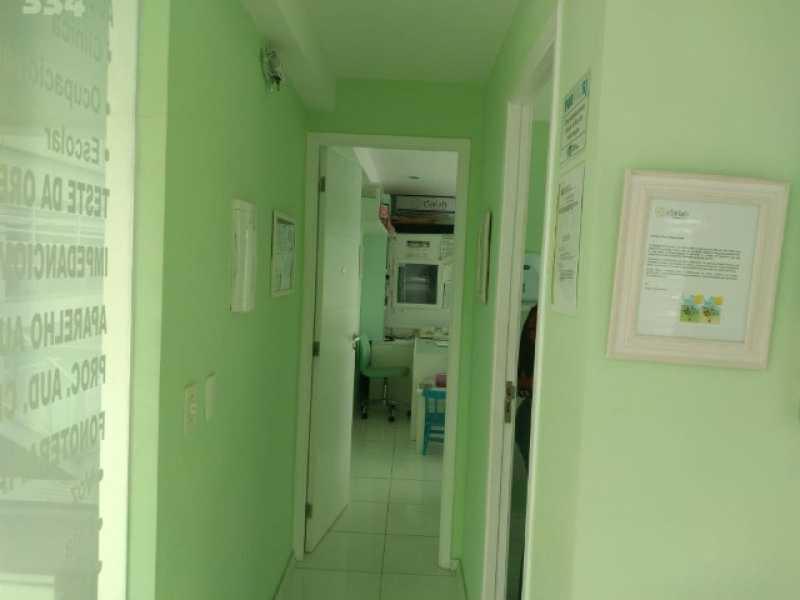 7 - Aluga-se Sala Comercial - Próx. ao Projac - Jacarepaguá - CTSL00012 - 8