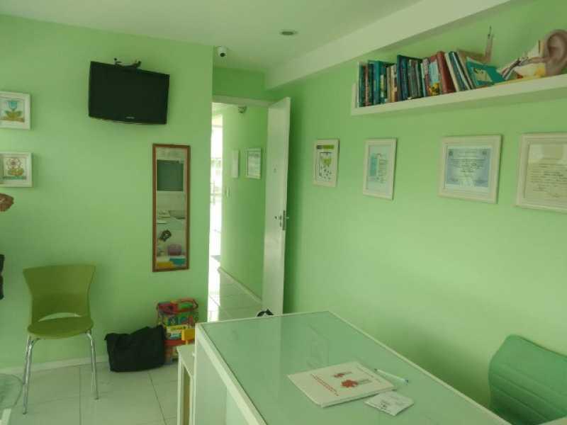 8 - Aluga-se Sala Comercial - Próx. ao Projac - Jacarepaguá - CTSL00012 - 9