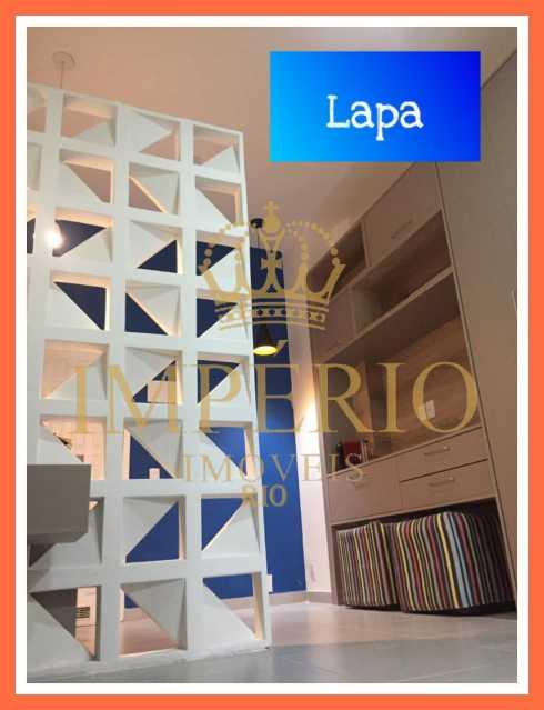 14d0f987-c15c-44df-9c3b-0106bd - Kitnet/Conjugado À Venda - Centro - Rio de Janeiro - RJ - CTKI10029 - 1