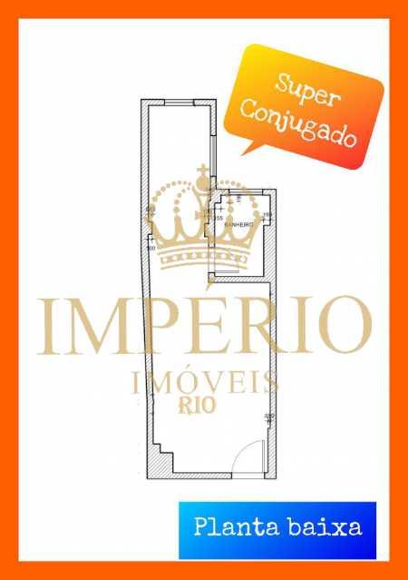 b24c8d86-6e15-4dd5-8722-897150 - Kitnet/Conjugado À Venda - Centro - Rio de Janeiro - RJ - CTKI10029 - 12