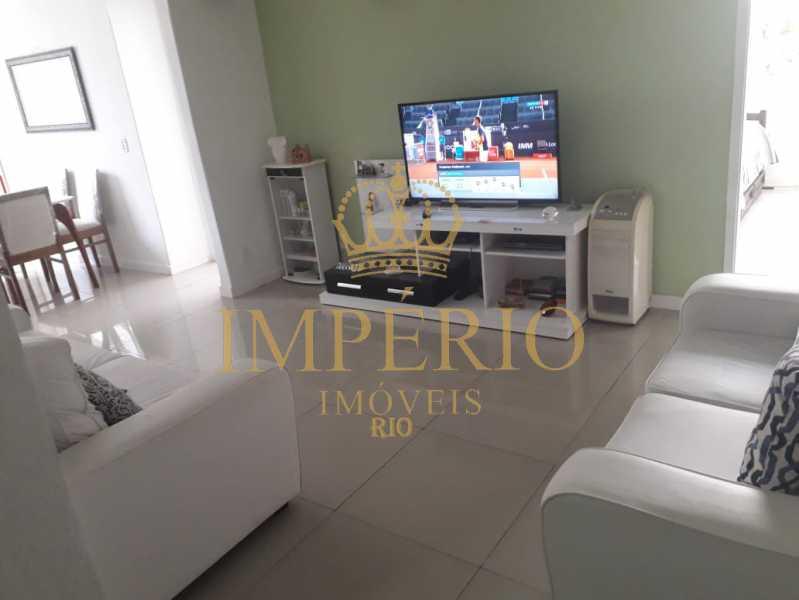 1615a49d-8505-4157-85ec-74acd6 - Apartamento À Venda - Flamengo - Rio de Janeiro - RJ - IMAP30253 - 1