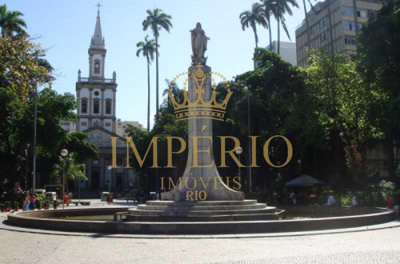praça - Apartamento À Venda - Laranjeiras - Rio de Janeiro - RJ - CTAP30009 - 28