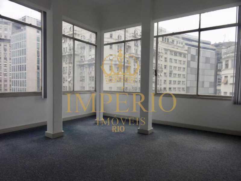 525801000571060 - Sala Comercial À Venda - Centro - Rio de Janeiro - RJ - CTSL00020 - 1