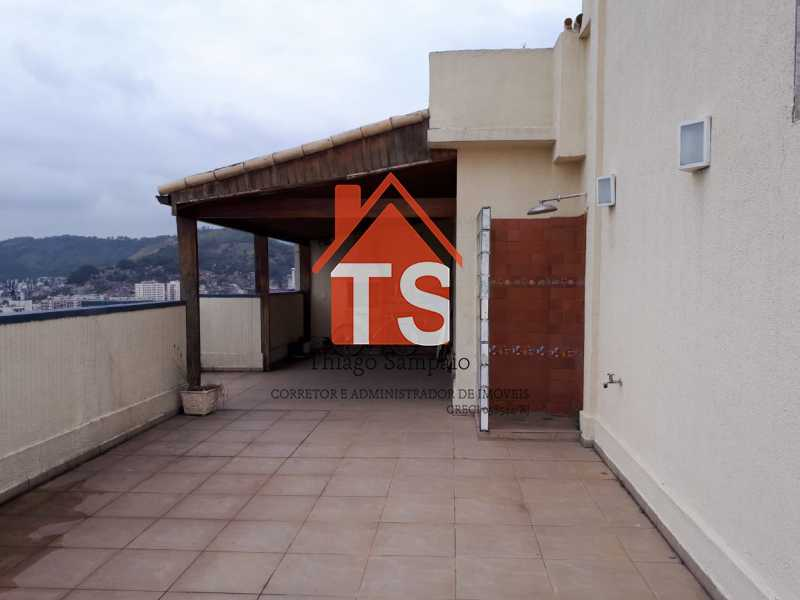 PHOTO-2018-09-17-10-26-09 - Cobertura 2 quartos à venda Cachambi, Rio de Janeiro - R$ 530.000 - TSCO20002 - 15