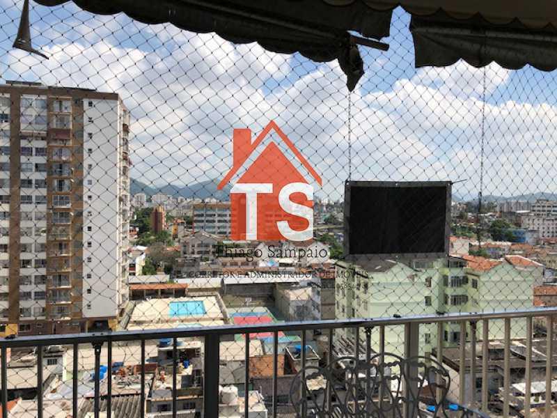IMG_0531 - Apartamento À Venda - Riachuelo - Rio de Janeiro - RJ - TSAP30035 - 6