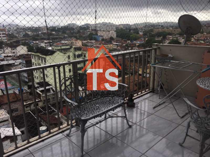 IMG_4672 - Apartamento À Venda - Riachuelo - Rio de Janeiro - RJ - TSAP30035 - 11