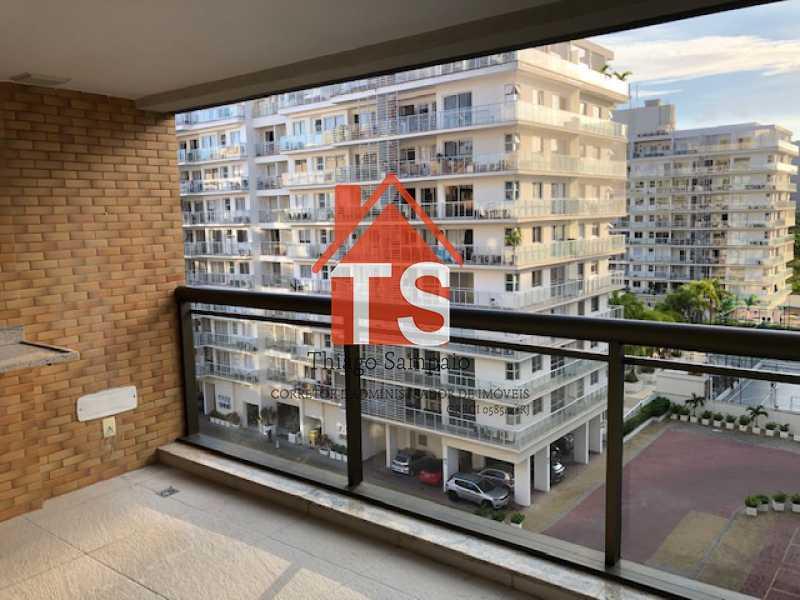 IMG_0082 - Apartamento à venda Rua Silvia Pozzana,Recreio dos Bandeirantes, Rio de Janeiro - R$ 510.000 - TSAP30039 - 6