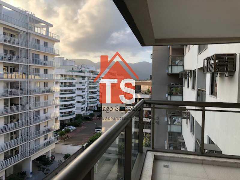 IMG_0083 - Apartamento à venda Rua Silvia Pozzana,Recreio dos Bandeirantes, Rio de Janeiro - R$ 510.000 - TSAP30039 - 7