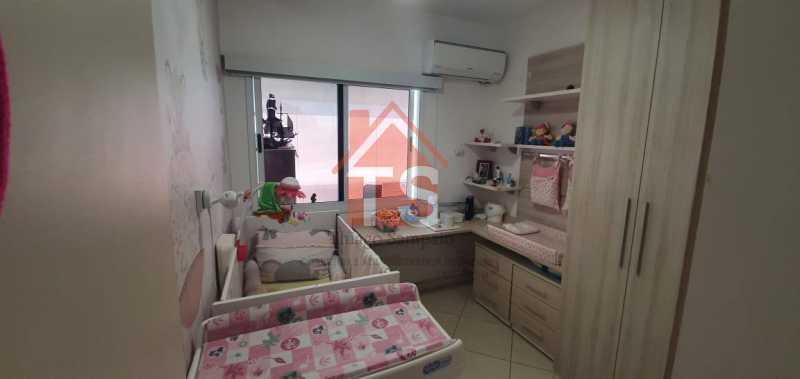 varanda  2. - Apartamento 2 quartos à venda Méier, Rio de Janeiro - R$ 560.000 - TSAP20076 - 14